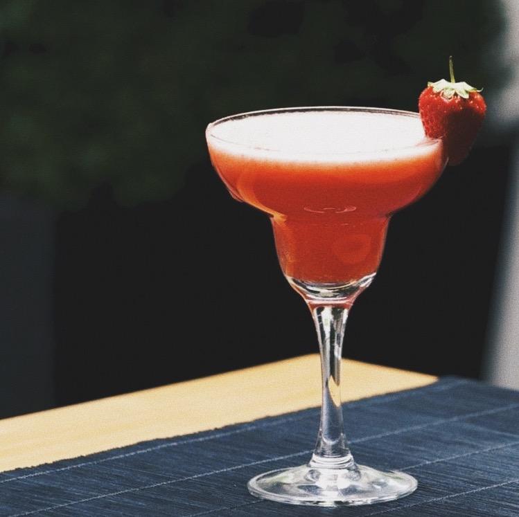 коктейль дайкири украшение
