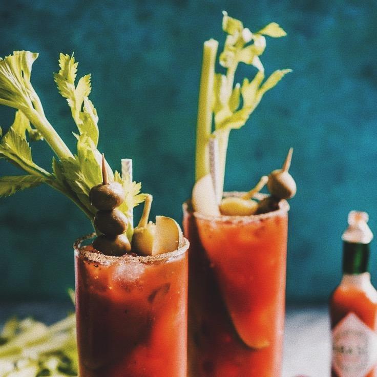 коктейль кровавая мери рецепт