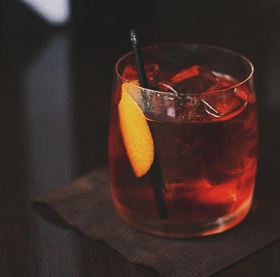 напиток негрони