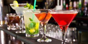 классические алкогольные коктейли